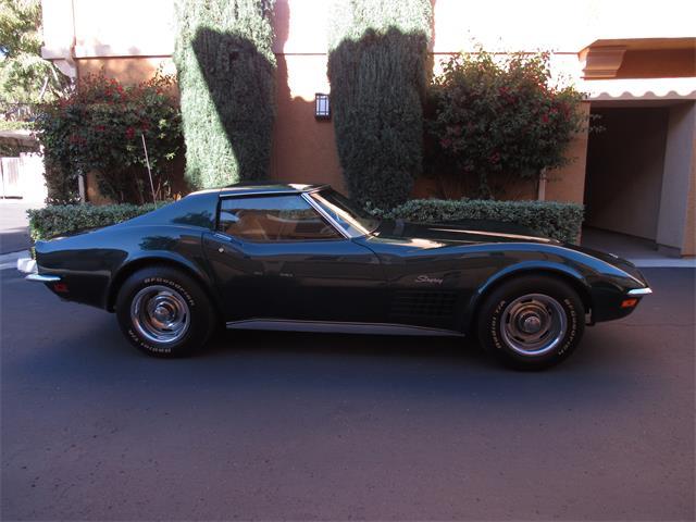 1971 Chevrolet Corvette (CC-1425518) for sale in San Diego, California