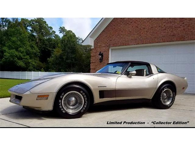 1982 Chevrolet Corvette (CC-1425519) for sale in Augusta, Georgia