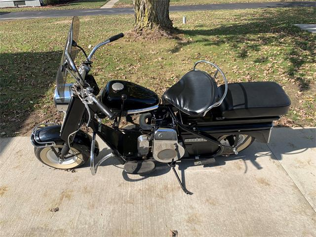 1963 Cushman Motorcycle (CC-1425528) for sale in Ida, Michigan