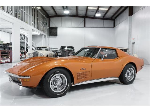 1972 Chevrolet Corvette (CC-1425530) for sale in Saint Ann, Missouri