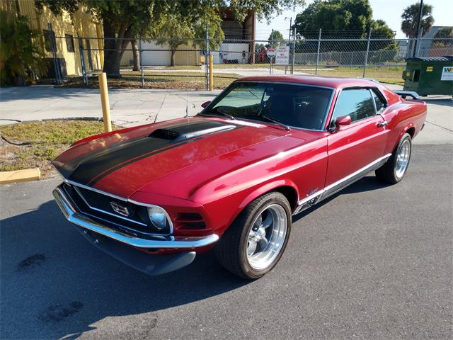 1970 Ford Mustang Mach 1 (CC-1425531) for sale in Sarasota, Florida