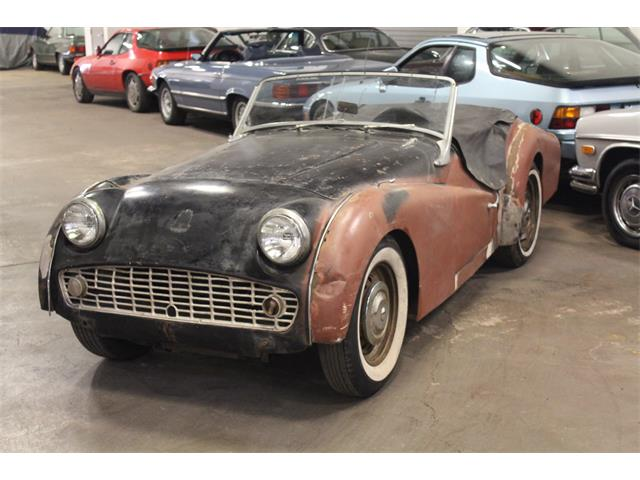 1961 Triumph TR3 (CC-1425534) for sale in CLEVELAND, Ohio