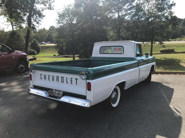 1961 Chevrolet Pickup (CC-1425557) for sale in LaFayette, Georgia