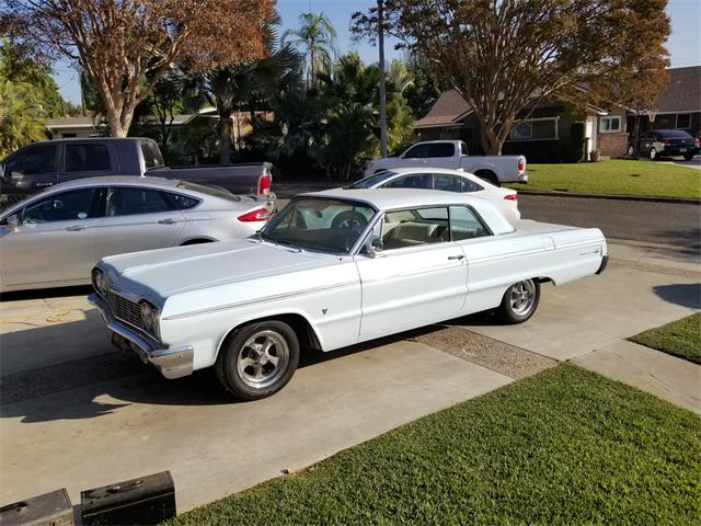 1964 Chevrolet Impala SS (CC-1425560) for sale in Whittier, California