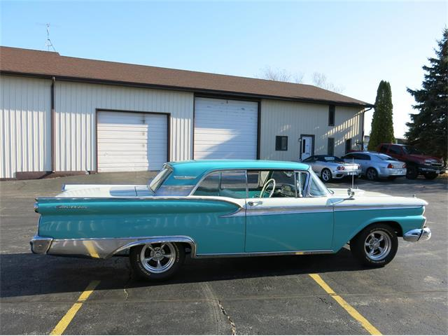 1959 Ford Galaxie (CC-1425562) for sale in Manitowoc, Wisconsin