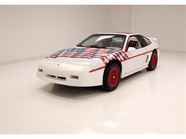 1988 Pontiac Fiero (CC-1425575) for sale in Morgantown, Pennsylvania