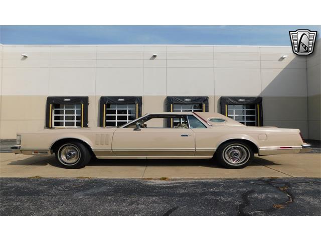 1979 Lincoln Continental Mark V (CC-1425579) for sale in O'Fallon, Illinois