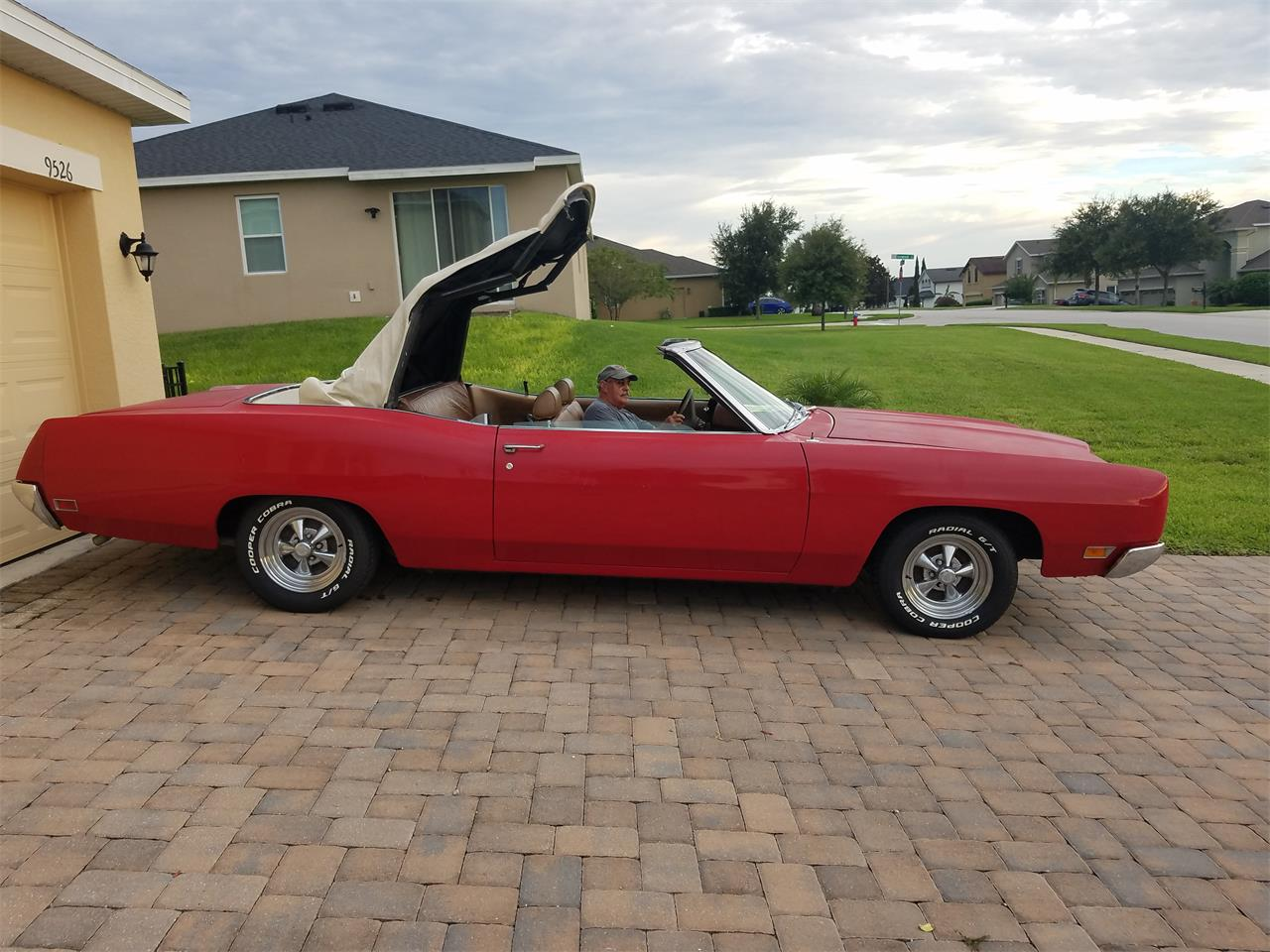1970 Ford Galaxie 500 XL (CC-1420558) for sale in Clermont, Florida