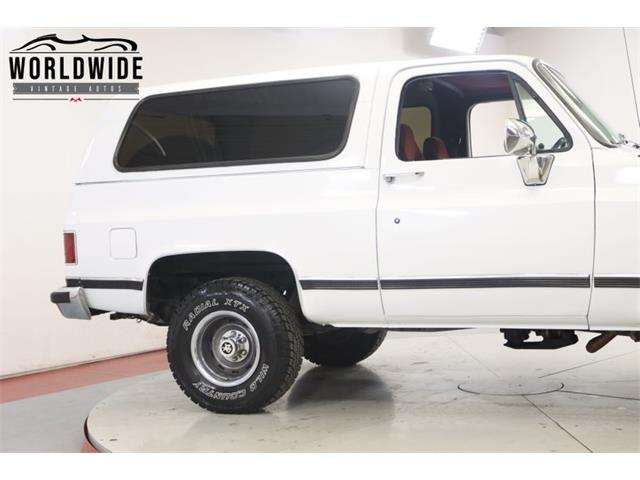 1989 GMC Jimmy (CC-1425582) for sale in Denver , Colorado