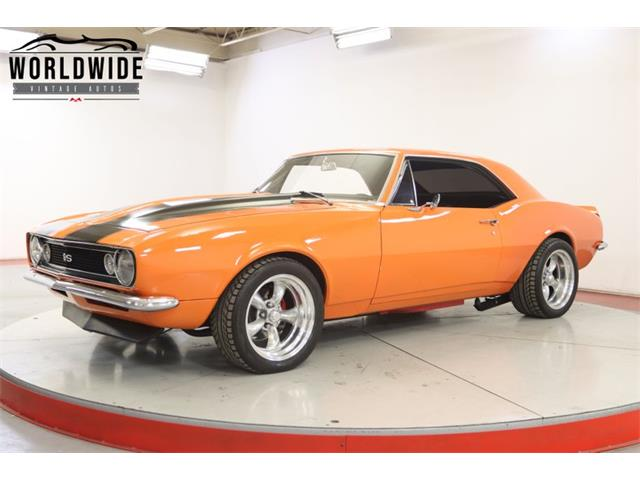 1967 Chevrolet Camaro (CC-1425591) for sale in Denver , Colorado