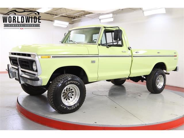 1978 Ford F250 (CC-1425592) for sale in Denver , Colorado