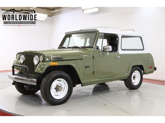 1970 Jeep Commando (CC-1425593) for sale in Denver , Colorado