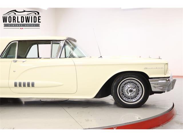 1958 Ford Thunderbird (CC-1425595) for sale in Denver , Colorado