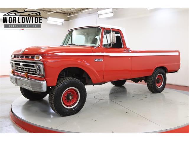 1966 Ford F100 (CC-1425598) for sale in Denver , Colorado