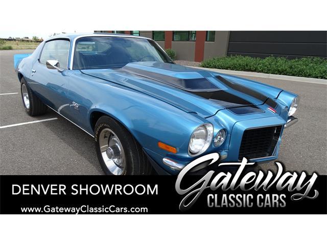 1971 Chevrolet Camaro (CC-1425599) for sale in O'Fallon, Illinois