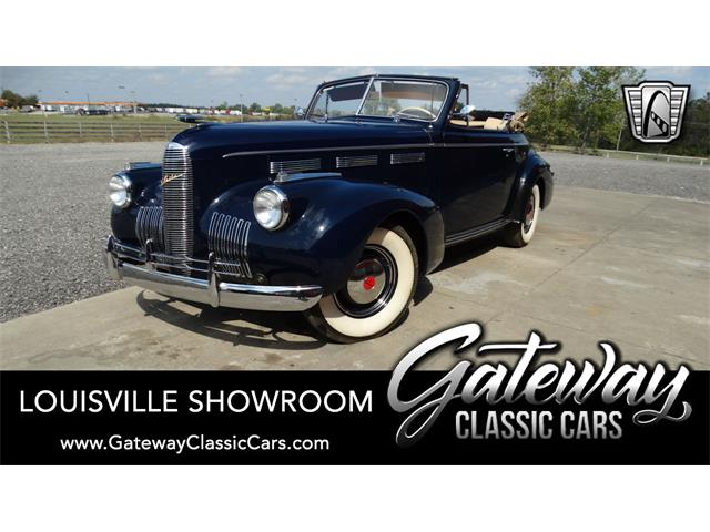 1940 Cadillac LaSalle (CC-1425620) for sale in O'Fallon, Illinois