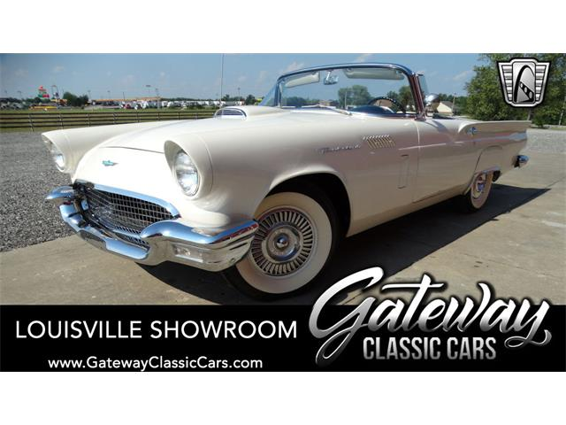 1957 Ford Thunderbird (CC-1425622) for sale in O'Fallon, Illinois