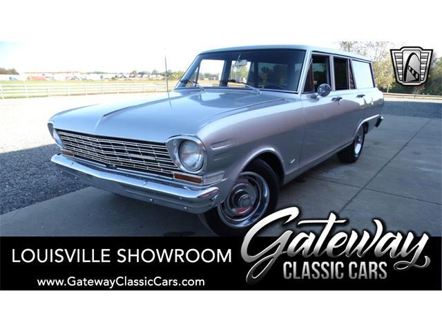 1965 Chevrolet Nova (CC-1425623) for sale in O'Fallon, Illinois
