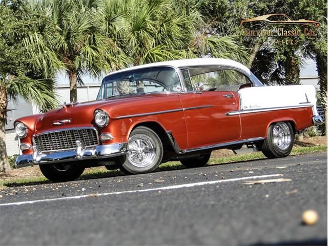 1955 Chevrolet Bel Air (CC-1425624) for sale in Palmetto, Florida