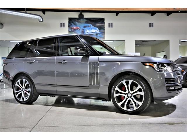 2017 Land Rover Range Rover (CC-1425626) for sale in Chatsworth, California