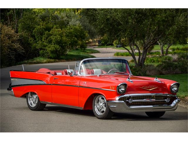 1957 Chevrolet Bel Air (CC-1425630) for sale in Morgan Hill, California
