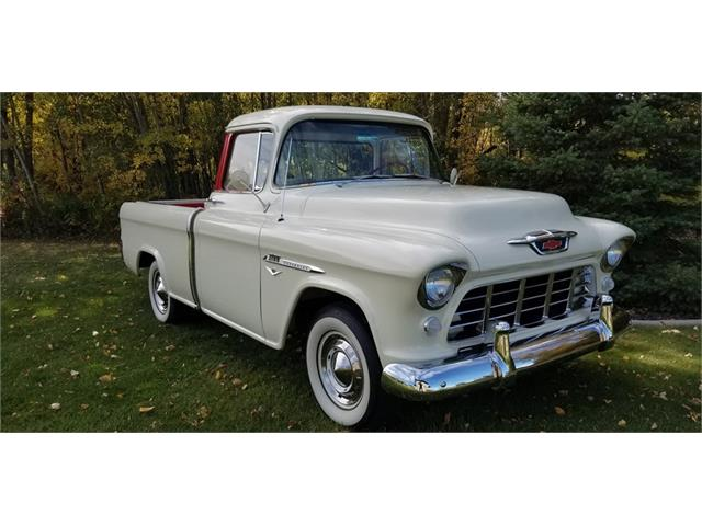 1955 Chevrolet Cameo 3100 (CC-1425633) for sale in Sherwood Park, Alberta