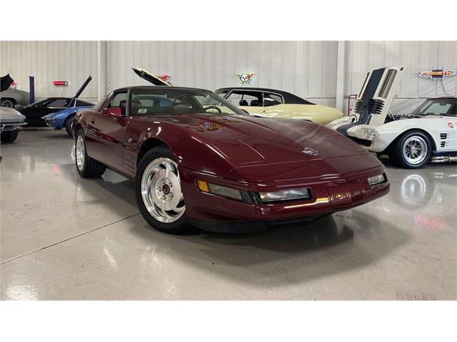 1993 Chevrolet Corvette (CC-1425634) for sale in Burr Ridge, Illinois