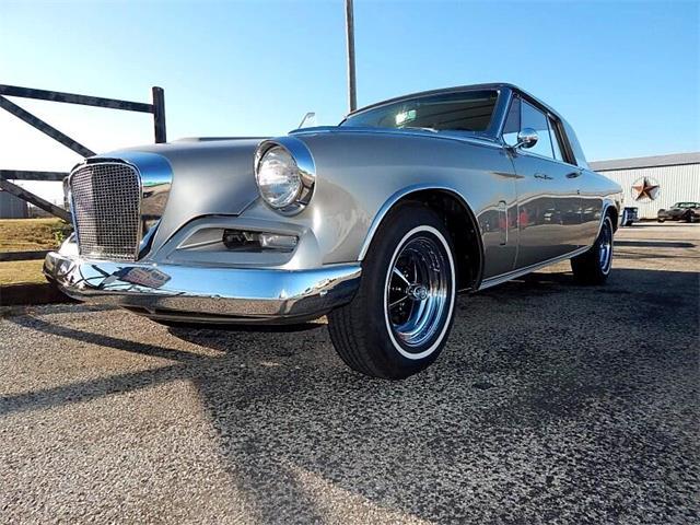 1962 Studebaker Gran Turismo (CC-1425635) for sale in Wichita Falls, Texas