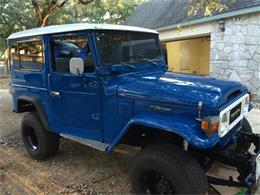 1982 Toyota Land Cruiser FJ (CC-1420564) for sale in Boerne, Texas