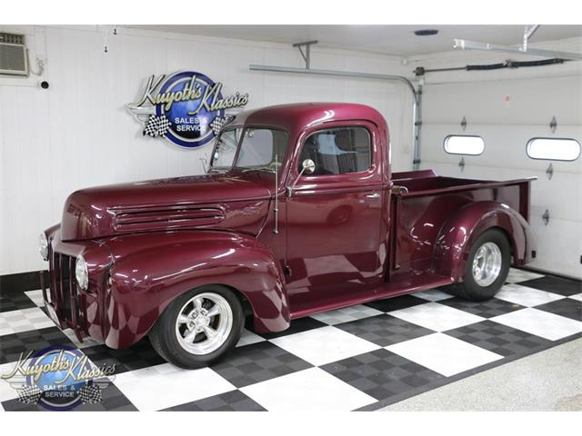 1947 Ford F1 (CC-1425640) for sale in Stratford, Wisconsin