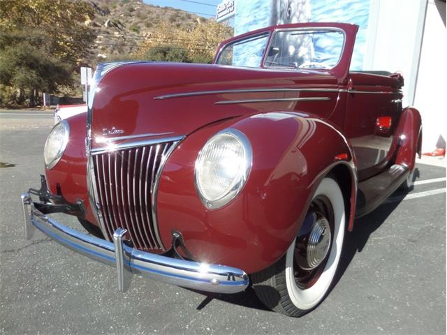 1939 Ford Deluxe (CC-1425648) for sale in Laguna Beach, California