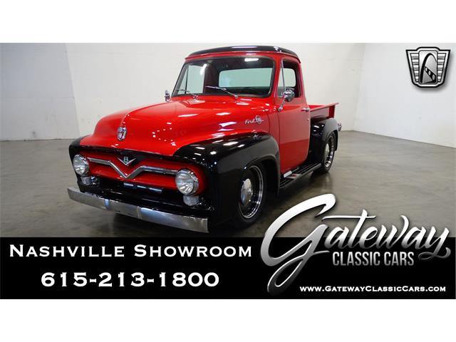 1955 Ford F100 (CC-1425649) for sale in O'Fallon, Illinois