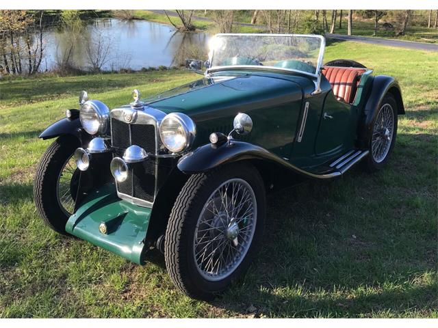 1934 MG P-type (CC-1425653) for sale in St Louis, Missouri