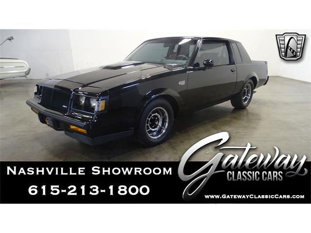 1987 Buick Grand National (CC-1425658) for sale in O'Fallon, Illinois