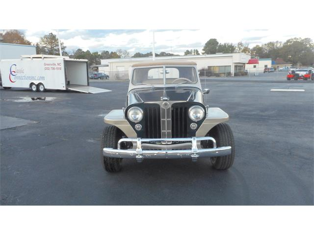 1949 Willys Jeepster (CC-1425659) for sale in Greenville, North Carolina