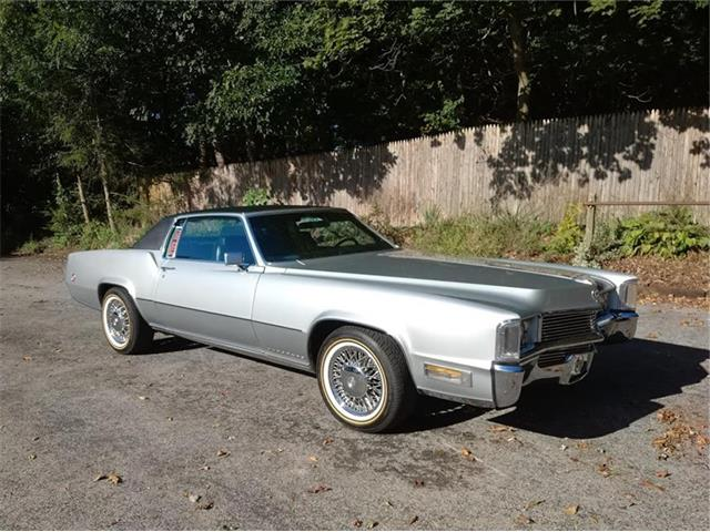 1970 Cadillac Eldorado (CC-1420566) for sale in Kutztown, Pennsylvania