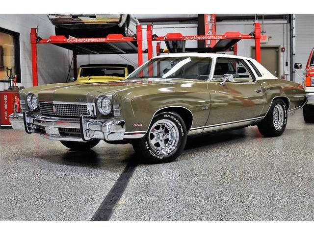1973 Chevrolet Monte Carlo (CC-1425670) for sale in Plainfield, Illinois
