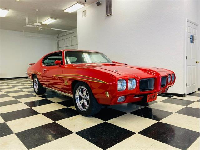 1970 Pontiac GTO (CC-1425671) for sale in Largo, Florida