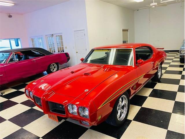 1970 Pontiac GTO (CC-1425671) for sale in Largo, Florida