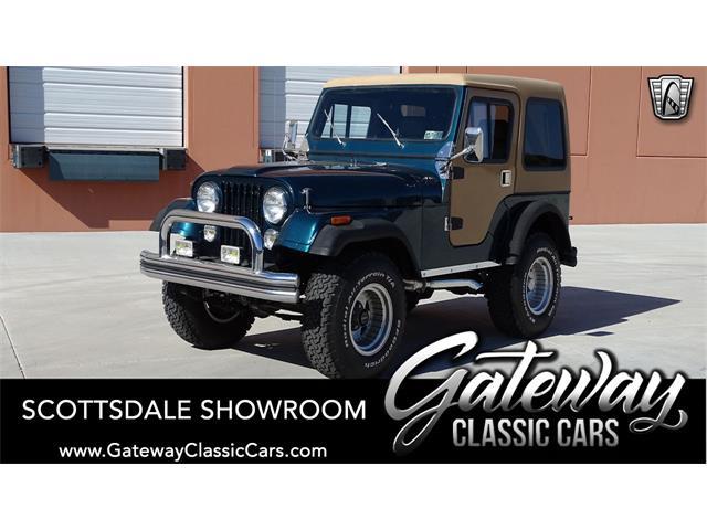 1977 Jeep CJ5 (CC-1425685) for sale in O'Fallon, Illinois
