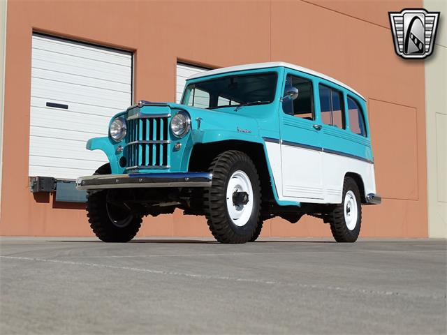 1960 Willys Wagoneer (CC-1425687) for sale in O'Fallon, Illinois