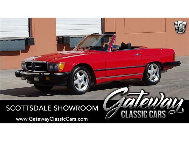 1979 Mercedes-Benz 450SL (CC-1425688) for sale in O'Fallon, Illinois
