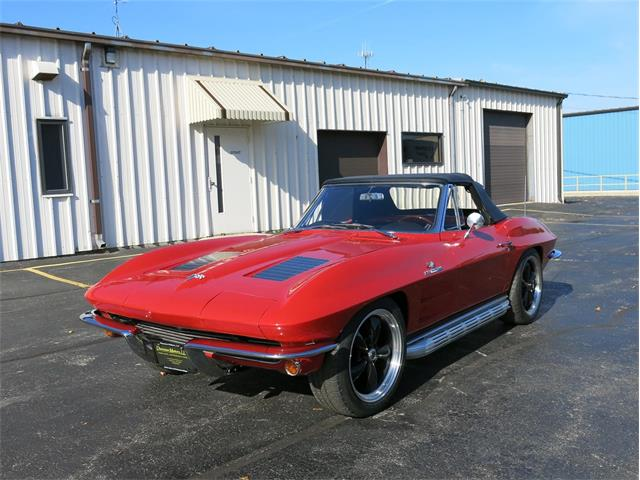 1963 Chevrolet Corvette (CC-1420569) for sale in Manitowoc, Wisconsin