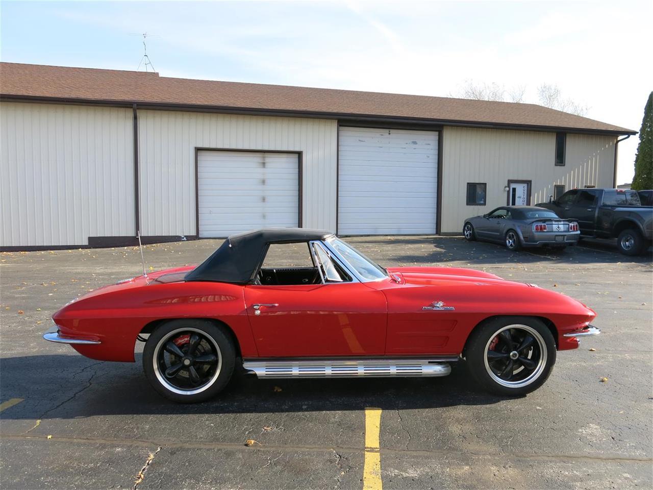 1963 Chevrolet Corvette (CC-1420569) for sale in Manitowoc, Wisconsin
