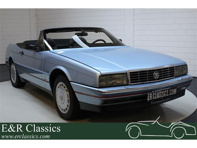 1990 Cadillac Allante (CC-1425692) for sale in Waalwijk, Noord Brabant