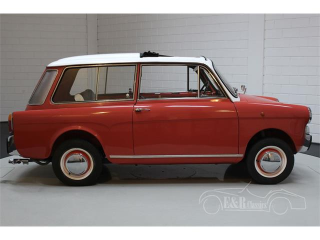 1961 Autobianchi Bianchina Panoramica (CC-1425694) for sale in Waalwijk, Noord Brabant