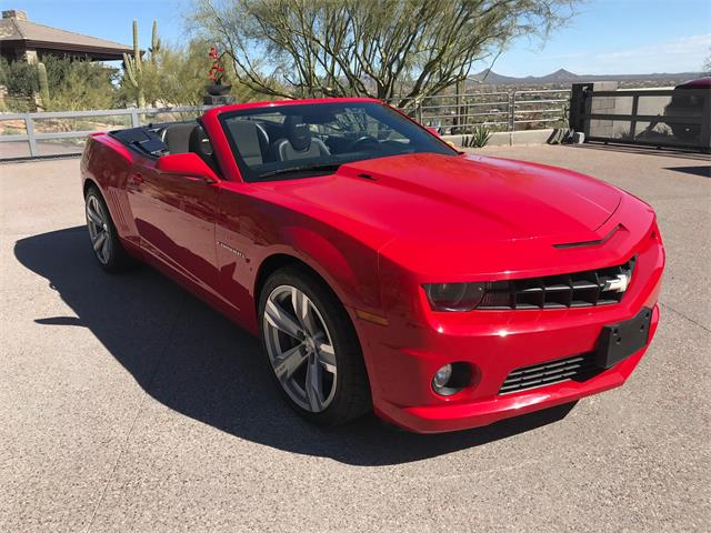 2011 Chevrolet Camaro (CC-1425697) for sale in Carefree, Arizona