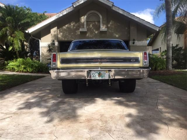 1966 Chevrolet Nova II SS (CC-1425700) for sale in Ft Myers, Florida
