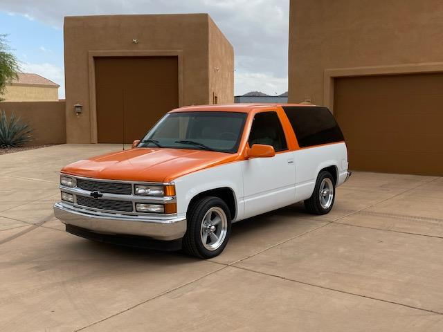 1997 Chevrolet Tahoe (CC-1420572) for sale in Desert Hills, Arizona