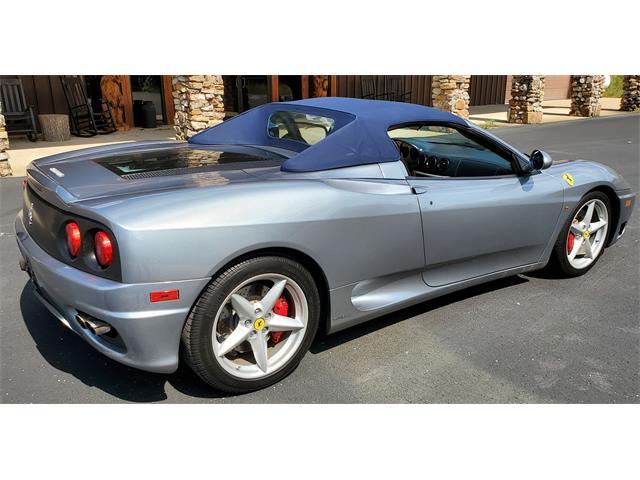 2003 Ferrari 360 Spider (CC-1425724) for sale in Lebanon, Missouri